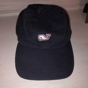 Navy Blue Vineyard Vines Hat
